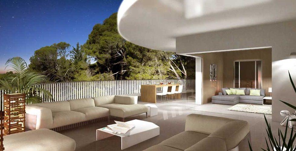Immobilier luxe castelnau le lez archives immobilier for Appartement luxe