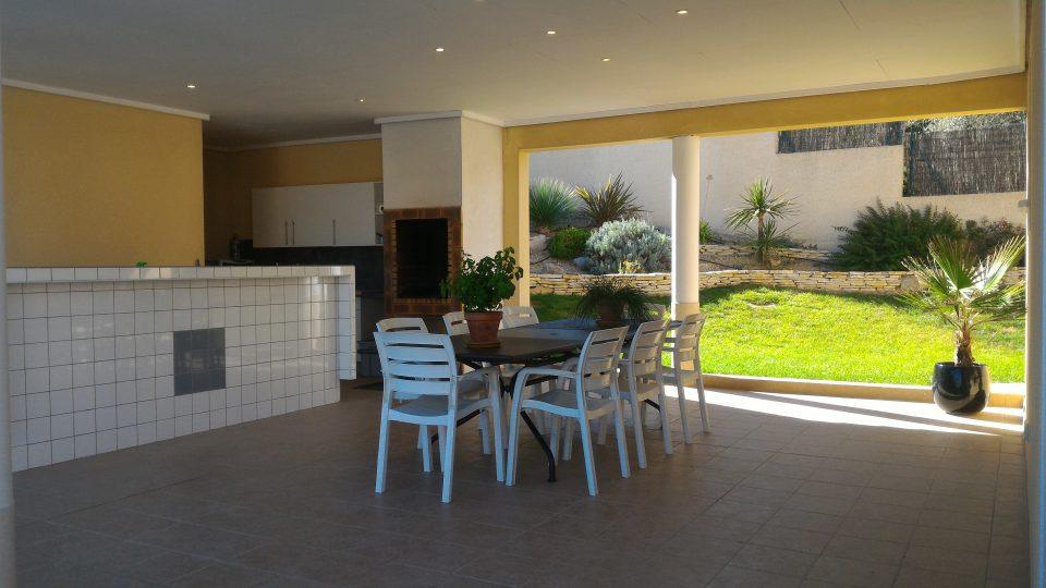 Villa architecte Montpellier Vincent Coudé immobilier luxe