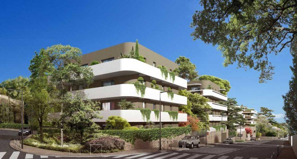 Appartement T4 grande terrasse Montpellier