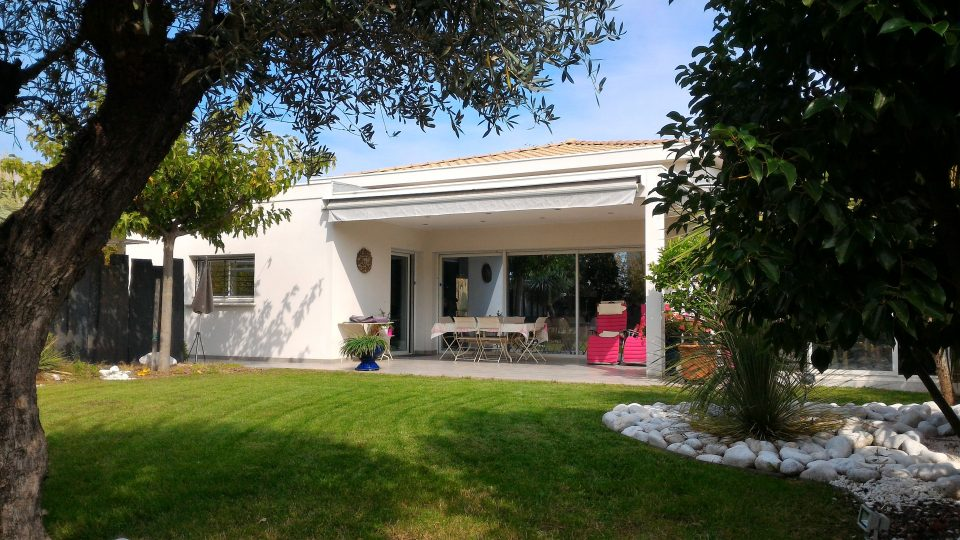 Villa Plain pied Teyran - Immobilier Luxe Montpellier