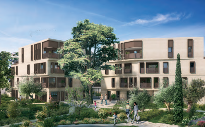 vente appartement de standing Montpellier